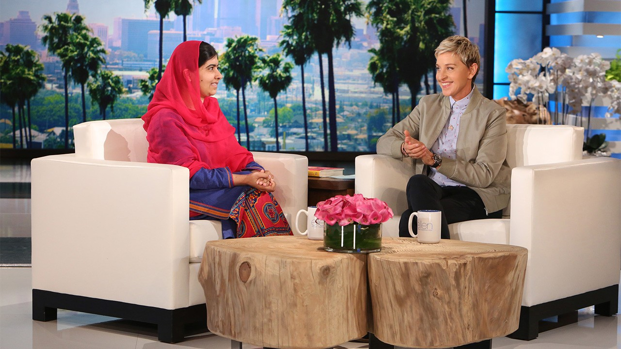 malala interview Then 16-year-old malala yousafzai left jon stewart speechless during a 2013 interview on the daily show.