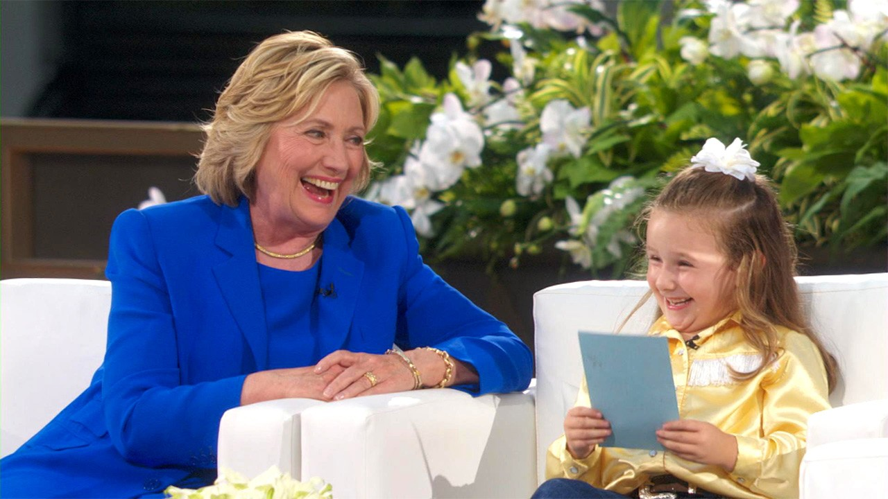 Exclusive Maceys Full Interview With Hillary Clinton