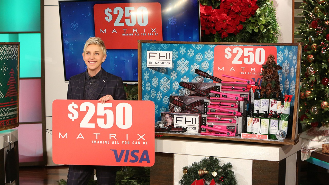 Ellentv 12 days of christmas giveaways