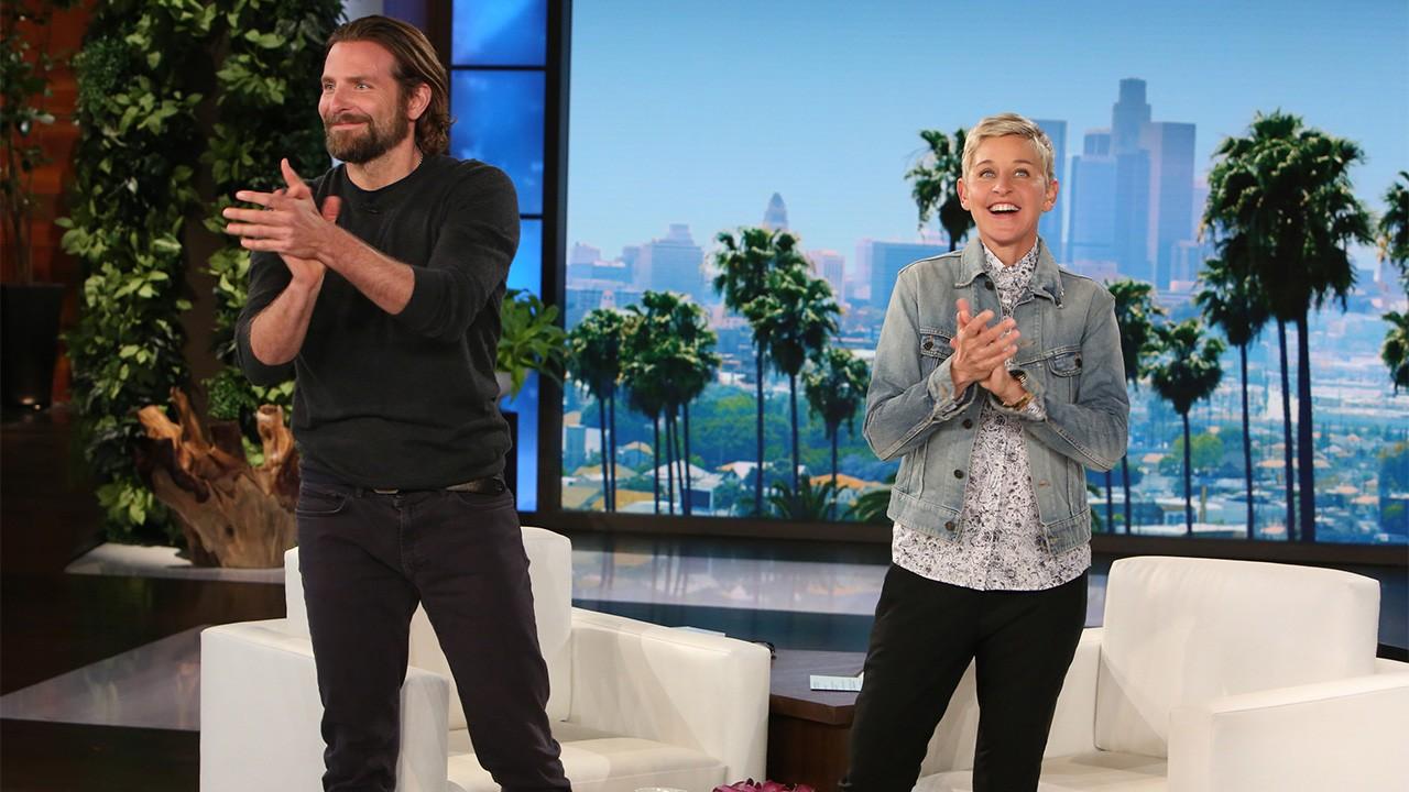 Bradley Cooper Talks 'A Star is Born' Bradley Cooper
