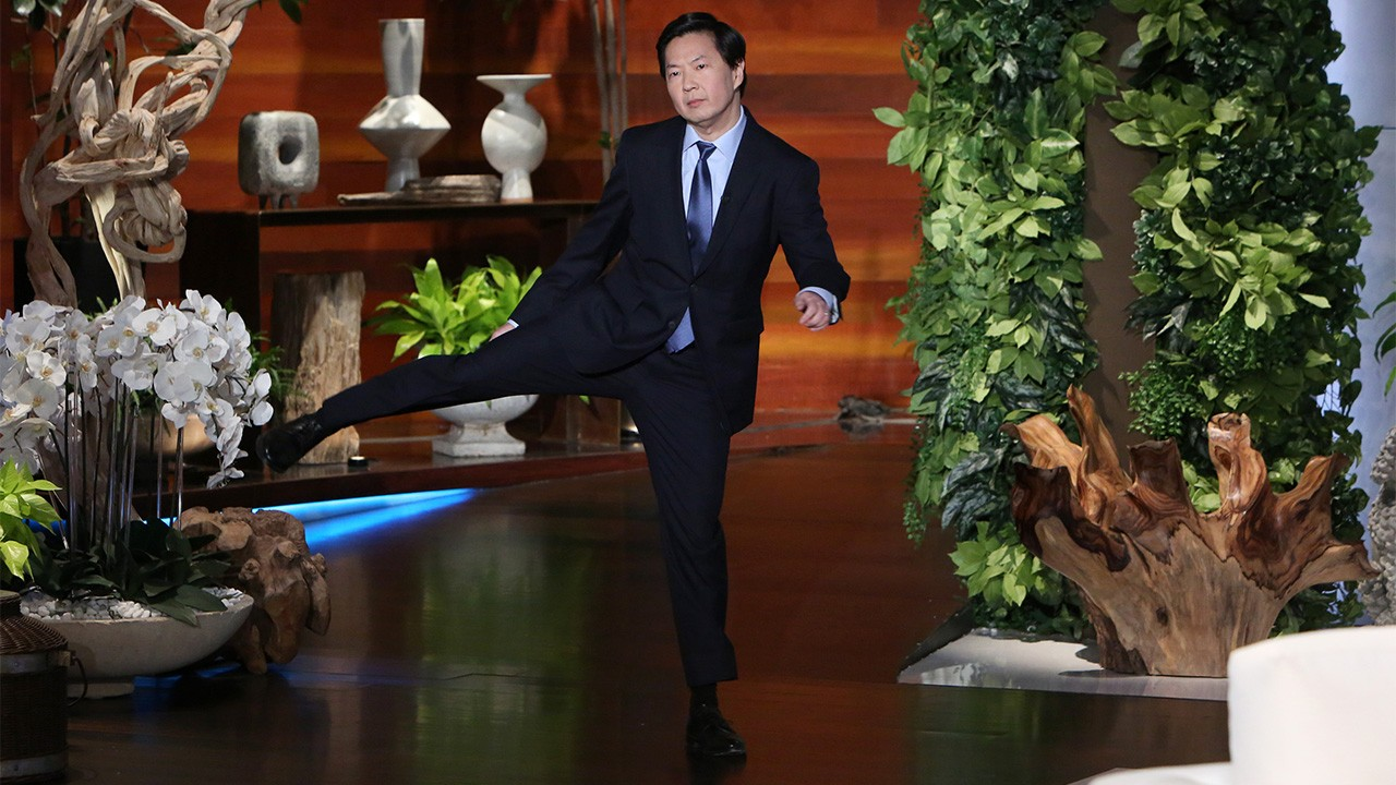 Ken Jeong's Talented Twin Daughters