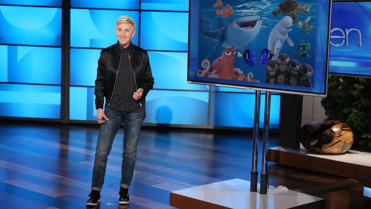 Ellen Comments On Travel Ban