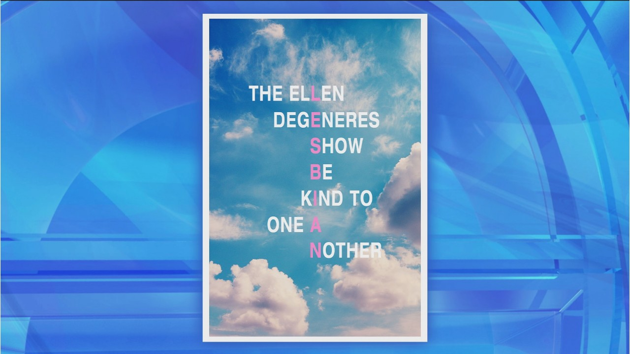 These 'Big Little Lies' and Ellen Show Posters Will Get You Talking