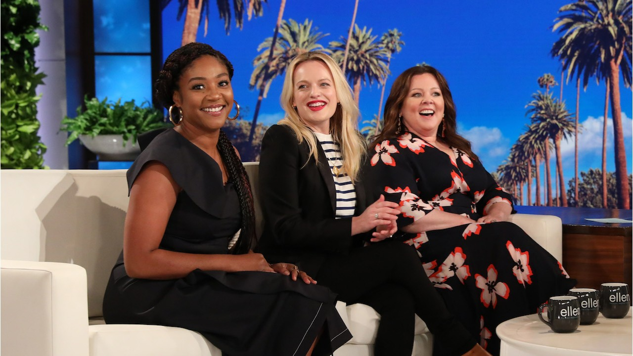 Tiffany Haddish Has Been Friends with Melissa McCarthy in Her Mind for a  Long Time